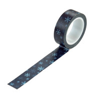 Icy Snowflakes Washi Tape