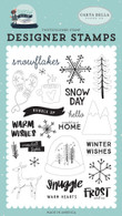 Frost and Ice Stamp Set