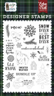 Snow Days Stamp Set
