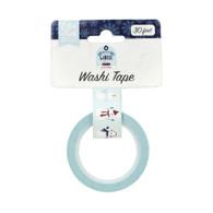 Sweet Snowman Washi Tape