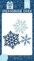 Winter Chill Snowflakes Die Set