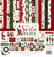 Here Comes Santa Claus Collection Kit