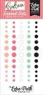 Salon Enamel Dots