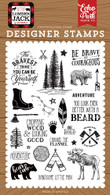 Be Brave Stamp Set