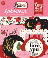 Be My Valentine Ephemera