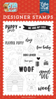 Puppy Love Stamp Set