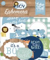 Baby Boy Ephemera