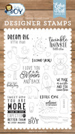 Dream Big Little Man Stamp Set