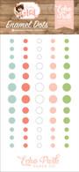 Baby Girl Enamel Dots