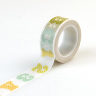ABC123 Decorative Tape