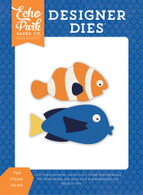 Fish Friends Die Set