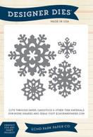 Snowflake Die Set 2 - Large