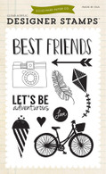 Anything Goes 4x6 Stamp