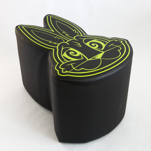 Spaced-Out Bunny ottoman