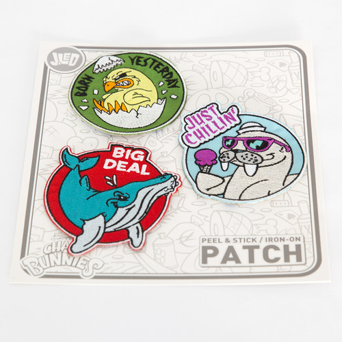 3 Patches set
