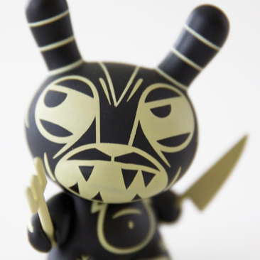Lava Demon Dunny