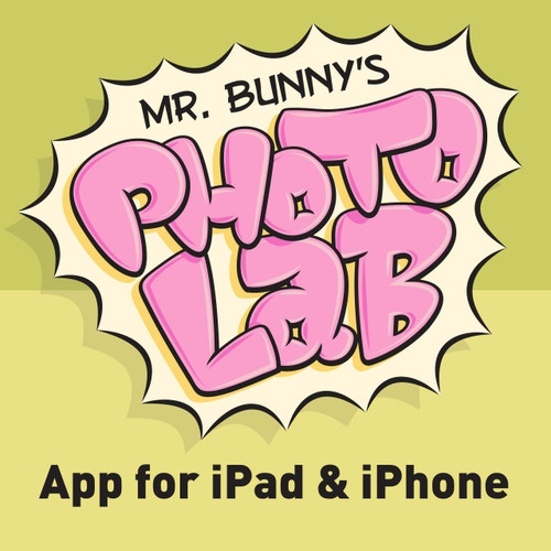Mr. Bunny's PhotoLab App