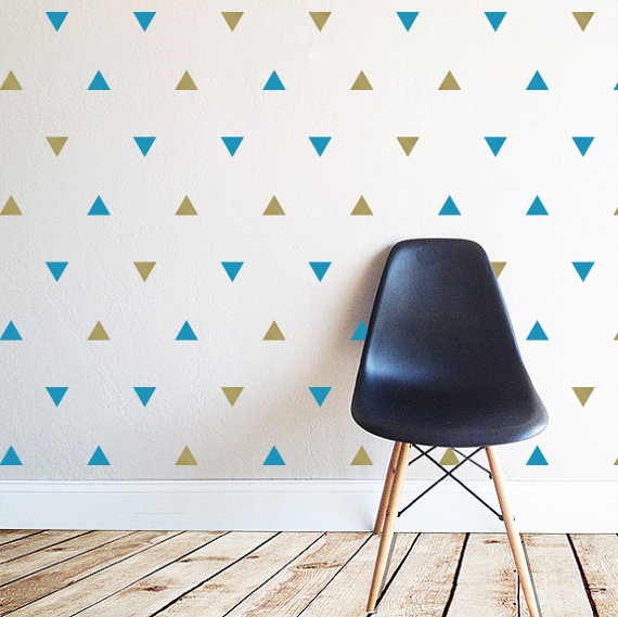 Shape Wall Decal Sticker