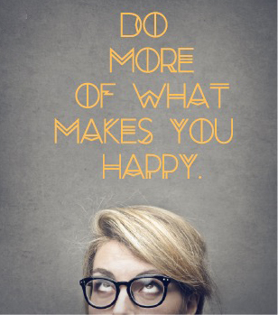 Do More Of What Makes You Happy Decal
