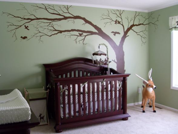 Turning Your Baby S Nursery Into Nature In 8 Easy Steps