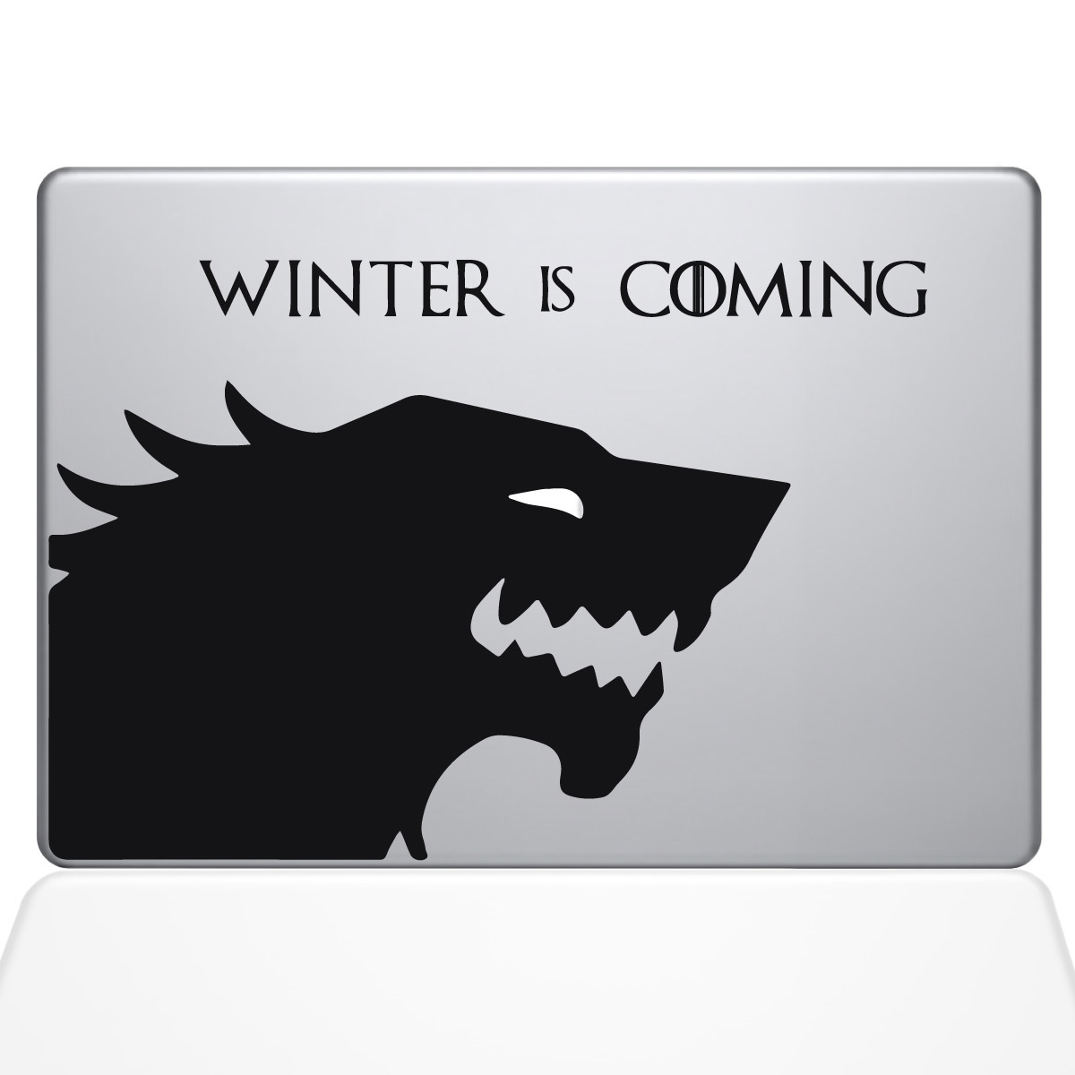 Game of Thrones Mac Decal Sticker