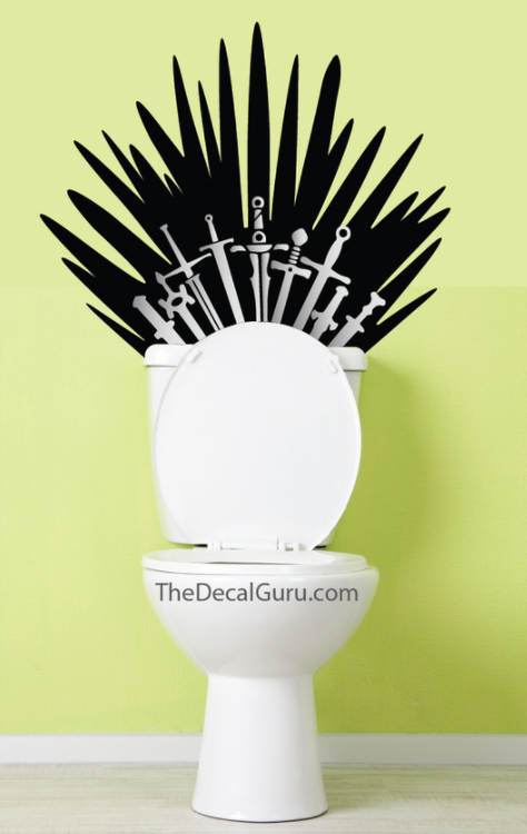 Game of Thrones Wall Decal Sticker