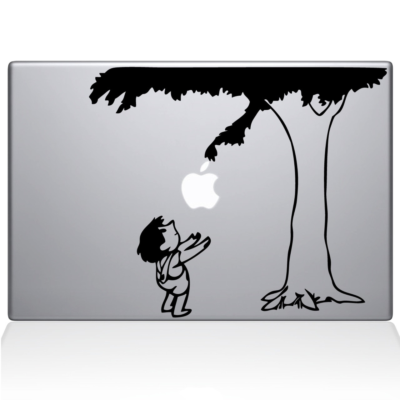 Fairy Princess Wall Stickers Giving Tree Macbook Decals The Decal Guru