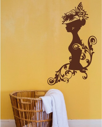Mary Poppins Wall Decal
