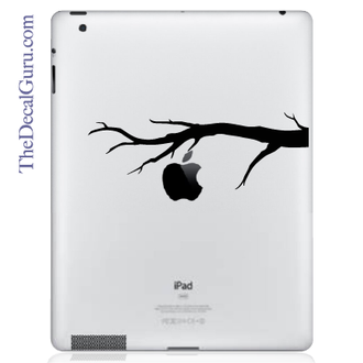 Tree Branch iPad Decal sticker