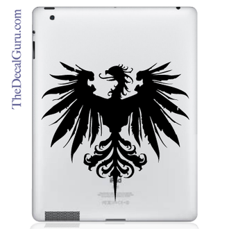 Vulture Crest iPad Decal