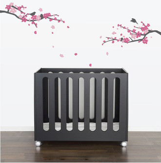 Baby Cherry Blossoms Wall Decal
