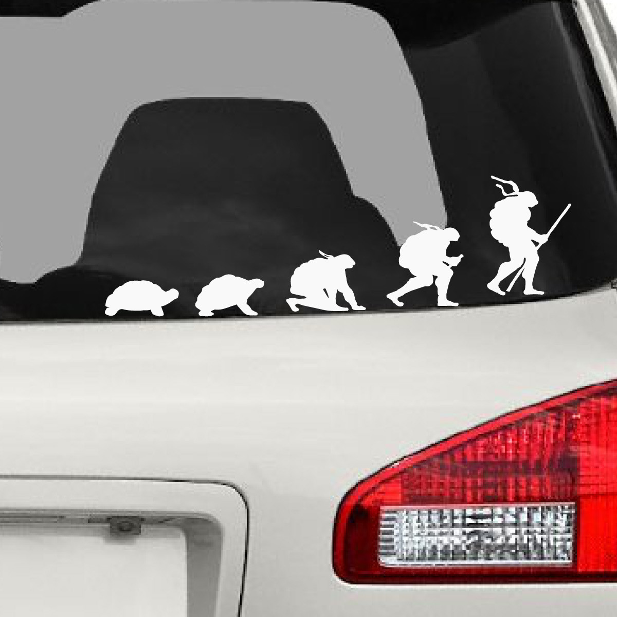 Ninja Turtle Car Decals