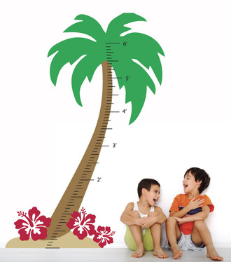 palm tree Wall Decor Decal Sticker
