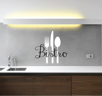 Bistro Wall Decal
