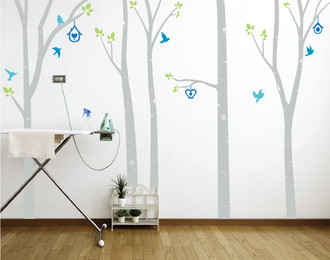 tree wall d¶_cor Decal Sticker