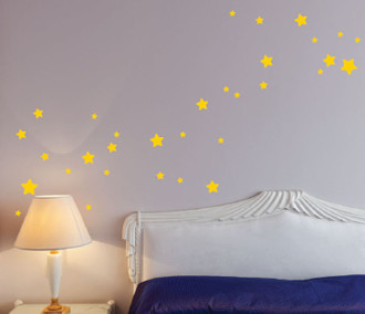Milky Way Galaxy Wall Decal