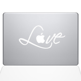 Word Love Macbook decal Sticker