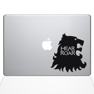 GOT House Lannister Macbook Decal Sticker Black
