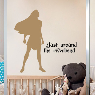 Pocahontas Wall Decal