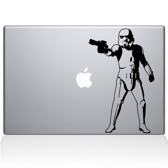 Storm Trooper Star Wars MAcbook Decal Sticker