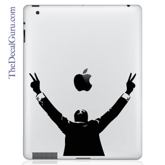 President Nixon iPad Decal