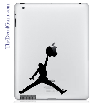 Air Jordan iPad Decal