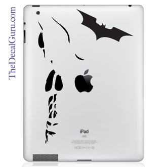Batman iPad Decal