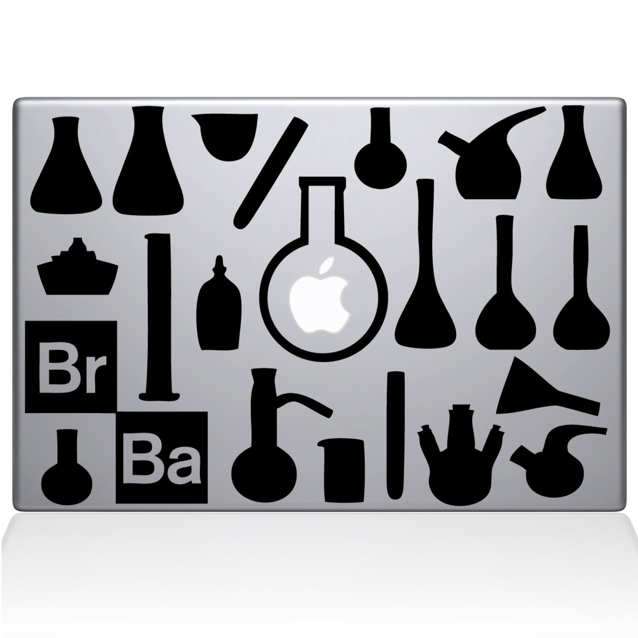 Breaking Bad Walters Lab | Macbook Decals | The Decal Guru