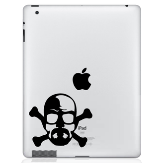 Breaking Bad Crossbones iPad