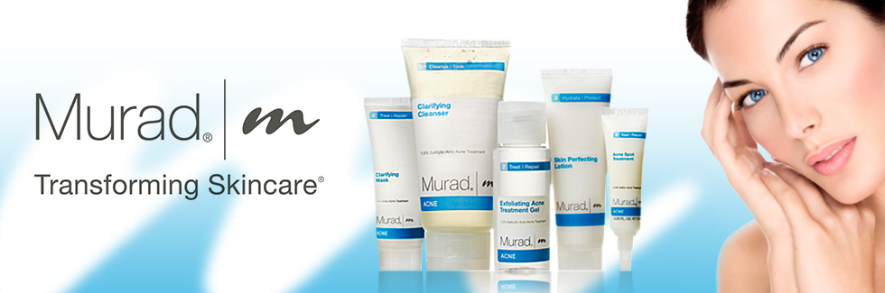 Dr. Murad skin care