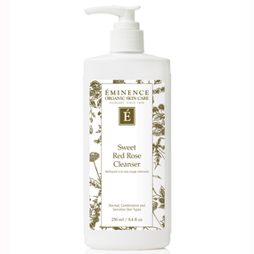Eminence Sweet Red Rose Cleanser