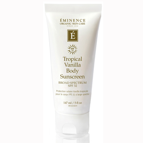 Eminence Tropical Vanilla Body Sunscreen SPF 32