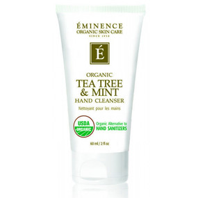 Eminence Tea Tree & Mint Hand Cleanser