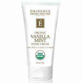 Eminence Vanilla Mint Hand Cream